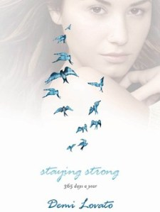 Staying Strong 365 Days a Year  Demi Lovato