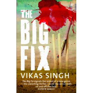 The Big Fix by Vikas Singh Review