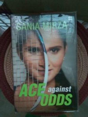 Ace against Odds by Sania Mirza Review – The Enchanting World of Books