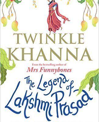 new book by twinkle khanna