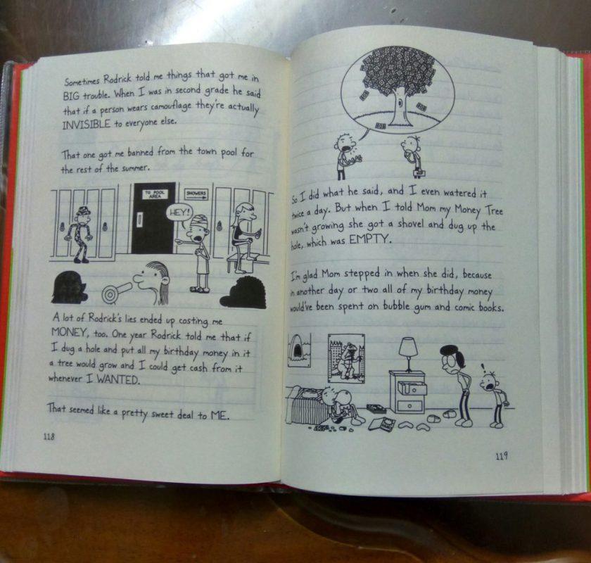 Wimpy Diary Book 11