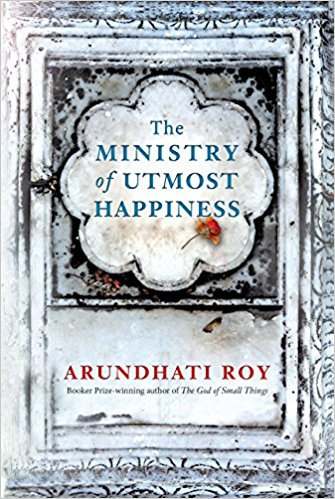 new book by Arundhati roy
