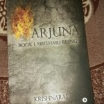 Warjuna(Book1: Mrithasu Rising) by Krishnaraj Review