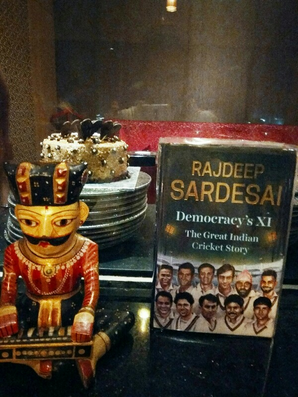 Democracy's XI: The Great Indian Cricket Story by Rajdeep Sardesai