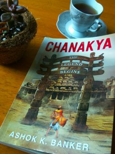 Chanakya by Ashok K Banker Review