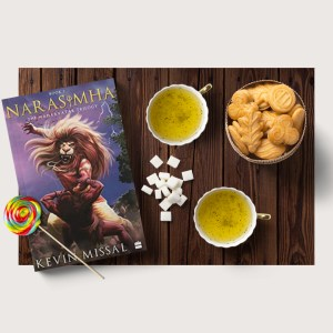Narasimha: The Mahaavatar Trilogy Book 1 by Kevin Missal Review