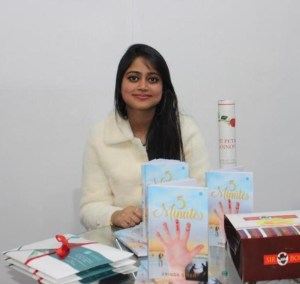 Author Interview – Vrinda Singh