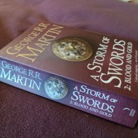 New Read: A Storm of Swords, Book 2
