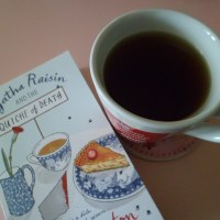 Re-Read: Agatha Raisin and the Quiche of Death