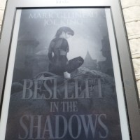 New Read: Best Left in the Shadows