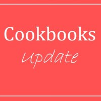 Cookbooks: July - August 2016