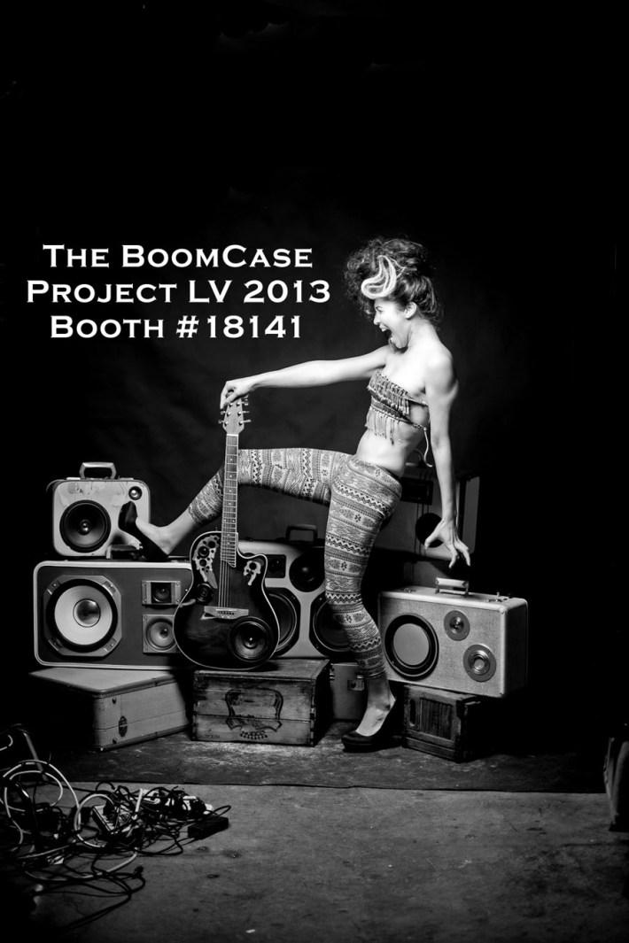 Project BoomCase Project Las Vegas 2013 Magic Pokket Mixer