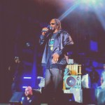 snoop dogg lion Boomcase stage adidas unitealloriginals unitela big sean araabmuzik concert LA adidas unitealloriginals