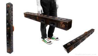 boomstick boomcase tower boombox fresh sneakers