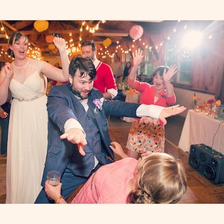 Nashville Wedding Speaker Rental PA System Outdoor Sound System Fun in Mexico Party Street Party Girls BoomCase BoomBox BoomCase Custom BoomCase Leather Wooden BoomBox Dance off
