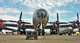 Ammo Box Speaker BoomBox BoomCase Bomber Jet Prop Airbase Bluetooth Best