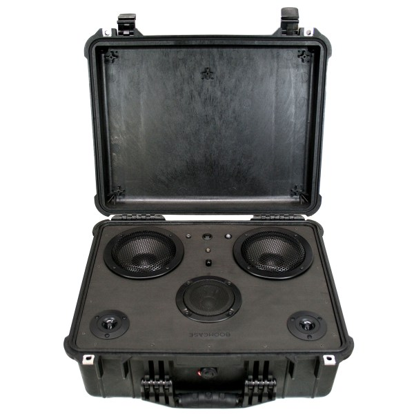 Pelican BoomBox BoomCase Waterproof Bluetooth
