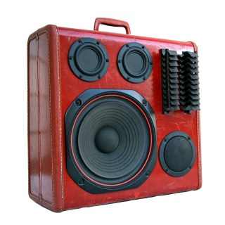 TechBot BoomBox BoomCase