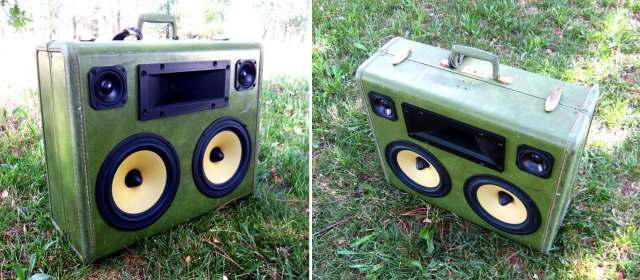 Vintage BoomCase 200 Watt