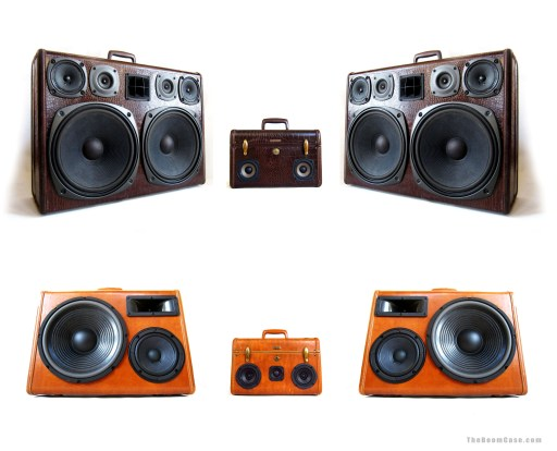 BoomCase Home Stereo