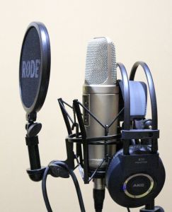 Rode NT 2A Recording Mic