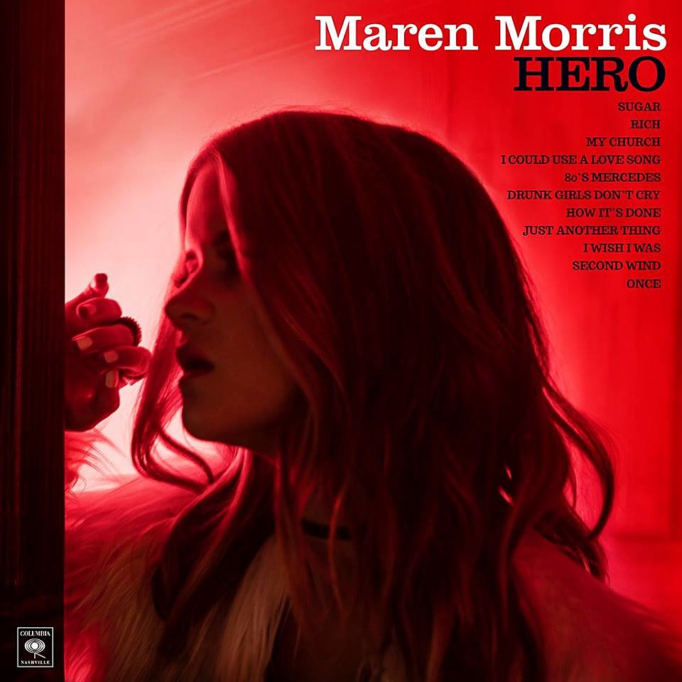 Image result for maren morris hero