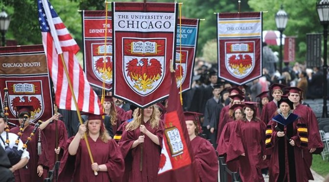 You Can't Spell University of Chicago Booth School of Business Without the University of Chicago