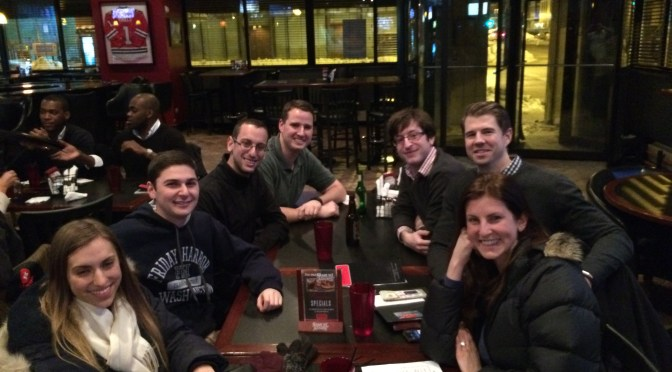 Wednesday Night Trivia Showdown in the South Loop