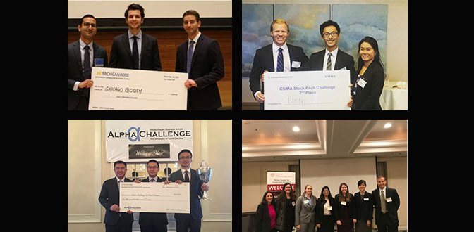 Boothies Impress at Stock Pitch Competitions