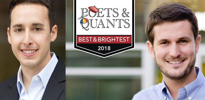 2018 Best and Brightest MBAs