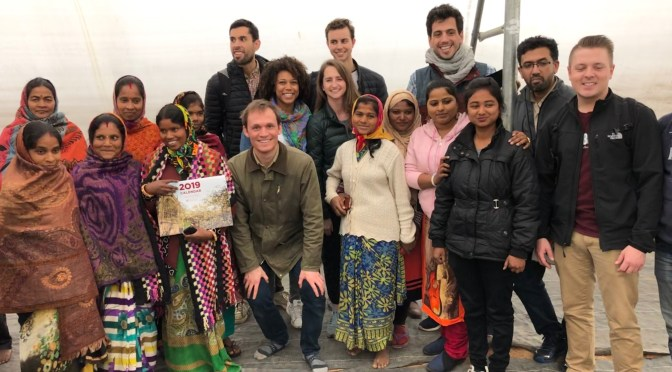 Expanding the Classroom with Social Impact in India
