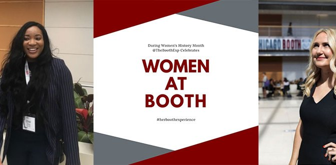 1Y Women of Booth