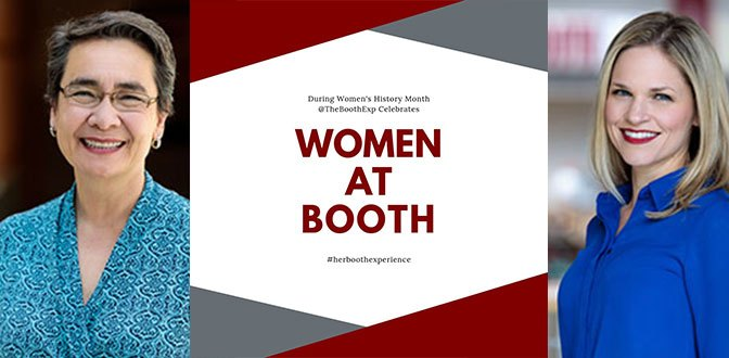 Women at Booth Series: Professors
