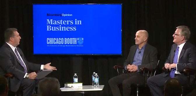 bloomberg interviews fama and booth