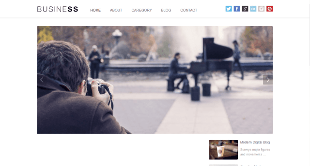 Best Premium WordPress Business Themes