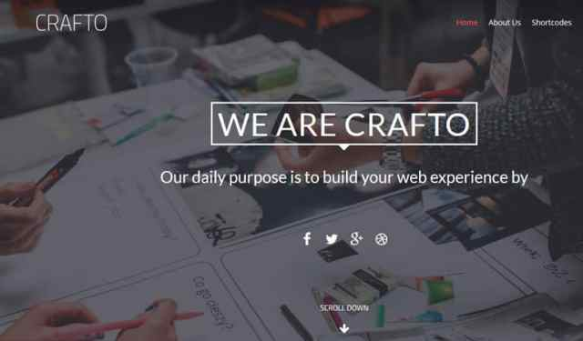 Best Bootstrap WordPress Templates
