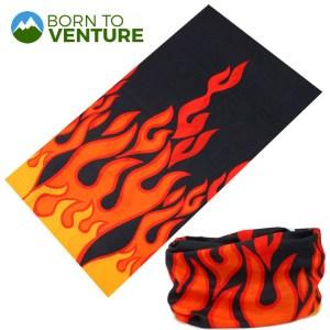 16 in 1 Magic Headband Fire Prints
