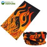Fire 2 Print Magic Headband