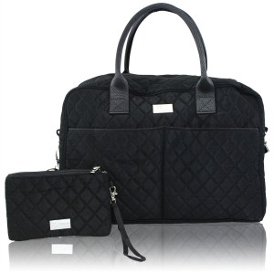 pursetti quilted bags weekender