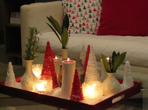 """my """"christmas is only 2 weeks away?!"""" holiday decor - the borrowed"""