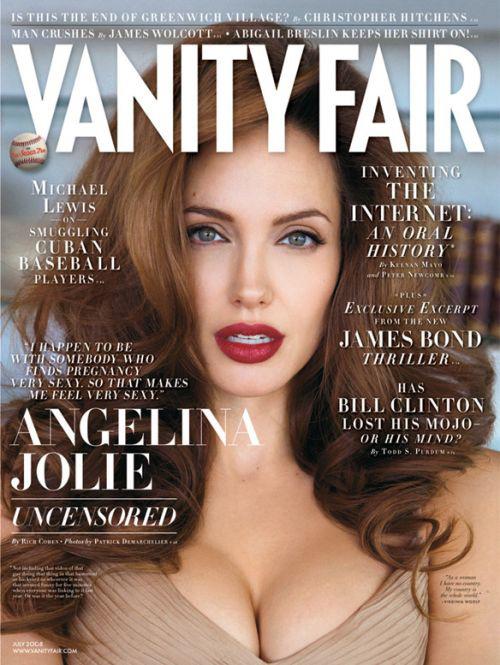 Vanity Fair July 2008 Cover