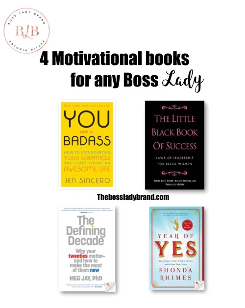 Motivational Books
