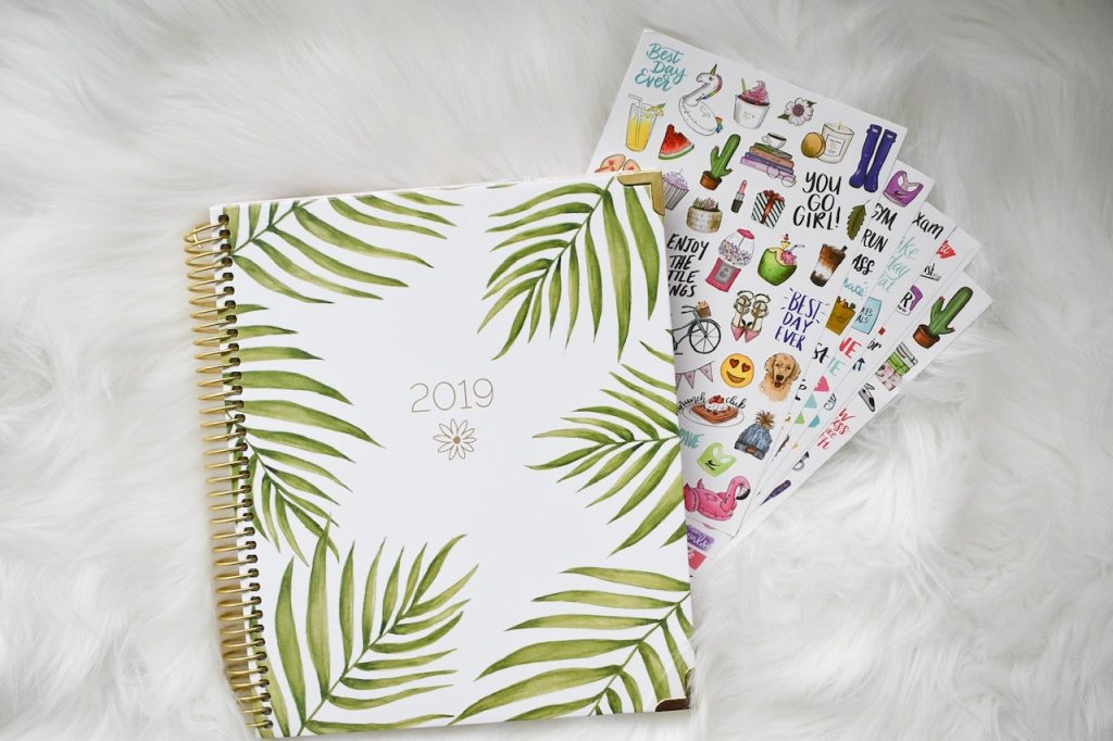 Bloom Daily Planner and Stickers
