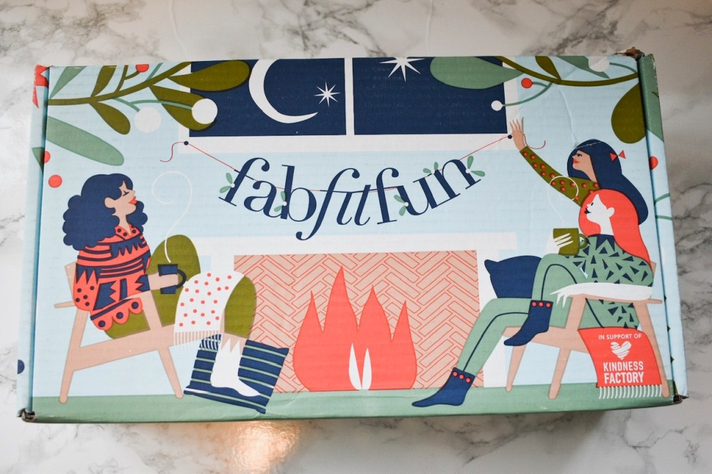 Winter Fabfitfun Box Design