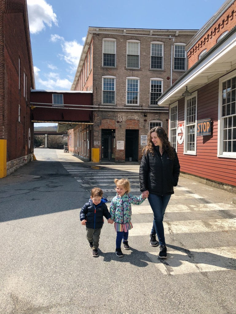 Best Day Trips from Boston - The Boston Day Book   New England Travel - North Adams, MA - Mass MoCA