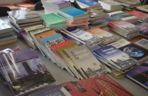 Donated books | photo: University of Ghana