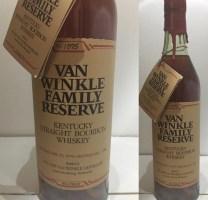Van Winkle Family Reserve