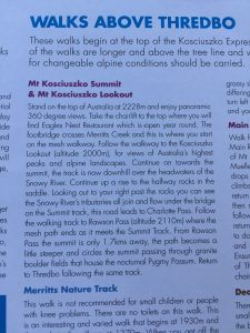 Climb Mount Kosciuszko
