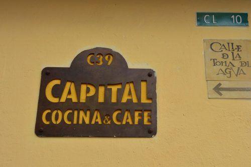 signs in bogota