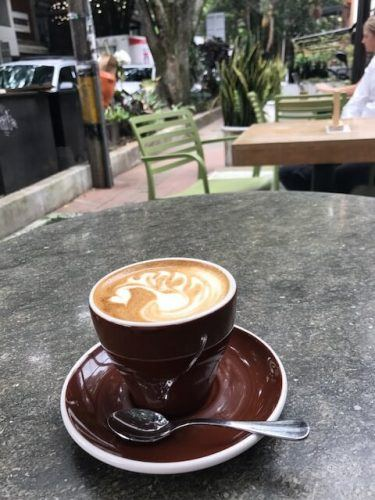 cafes medellin
